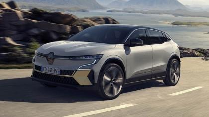 2022 Renault Mégane E-Tech 5