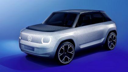 2021 Volkswagen ID. Life concept 2