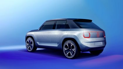 2021 Volkswagen ID. Life concept 3