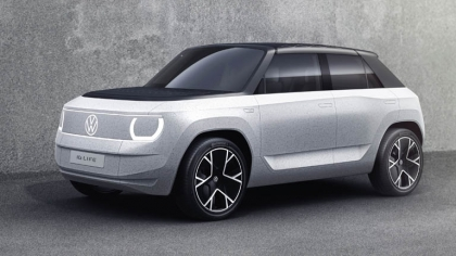 2021 Volkswagen ID. Life concept 6