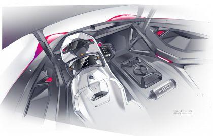 2021 Porsche Mission R concept 60