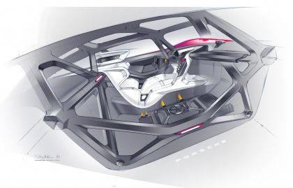 2021 Porsche Mission R concept 61