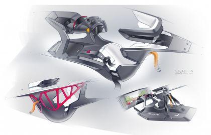 2021 Porsche Mission R concept 63