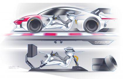2021 Porsche Mission R concept 64