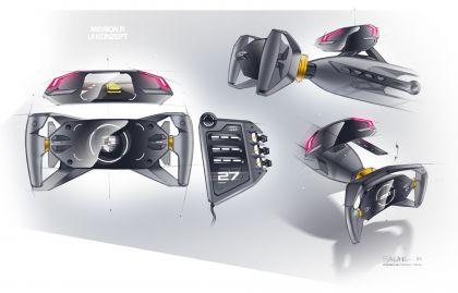 2021 Porsche Mission R concept 65
