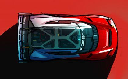 2021 Porsche Mission R concept 66