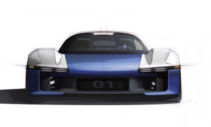 2021 Porsche Mission R concept 70