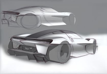 2021 Porsche Mission R concept 73