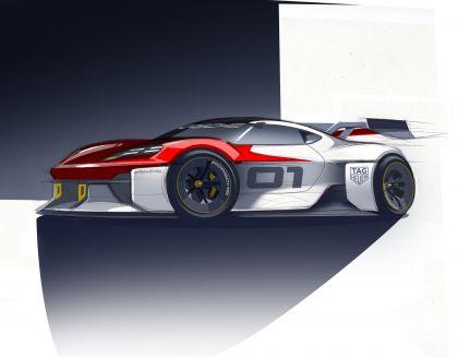 2021 Porsche Mission R concept 76