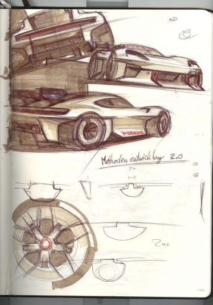 2021 Porsche Mission R concept 80