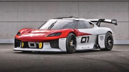 2021 Porsche Mission R concept 5