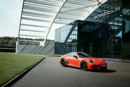 2022 Porsche 911 ( 992 ) Carrera 4 GTS 33