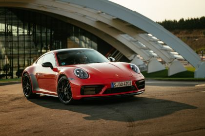 2022 Porsche 911 ( 992 ) Carrera 4 GTS 43