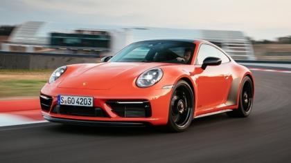 2022 Porsche 911 ( 992 ) Carrera 4 GTS 3
