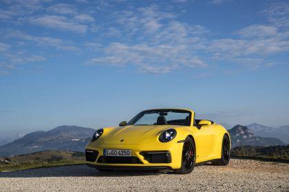 2022 Porsche 911 ( 992 ) Carrera GTS cabriolet 1
