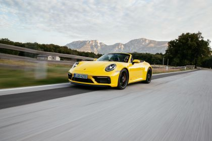 2022 Porsche 911 ( 992 ) Carrera GTS cabriolet 12
