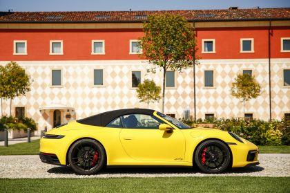 2022 Porsche 911 ( 992 ) Carrera GTS cabriolet 16