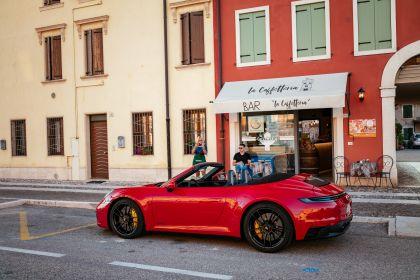 2022 Porsche 911 ( 992 ) Carrera GTS cabriolet 40