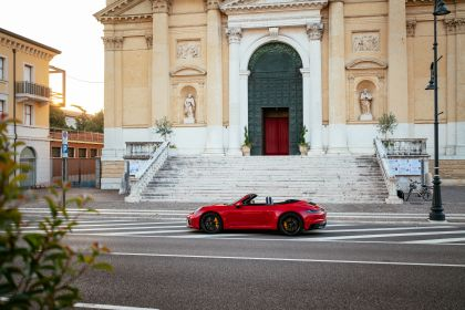 2022 Porsche 911 ( 992 ) Carrera GTS cabriolet 45