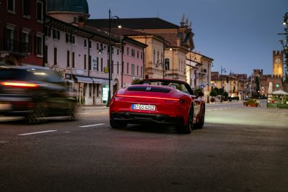 2022 Porsche 911 ( 992 ) Carrera GTS cabriolet 56