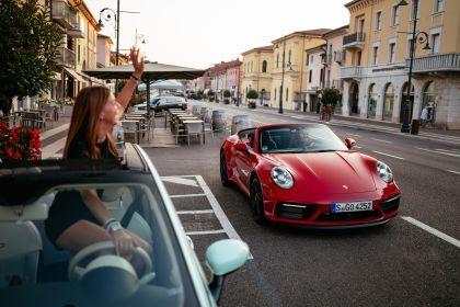 2022 Porsche 911 ( 992 ) Carrera GTS cabriolet 65