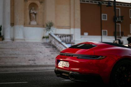 2022 Porsche 911 ( 992 ) Carrera GTS cabriolet 68