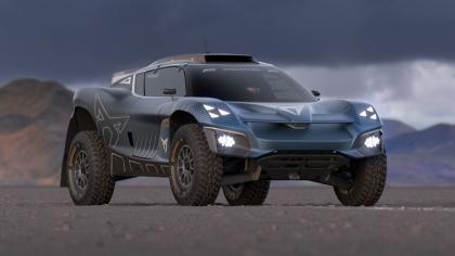 2021 Cupra Tavascan Extreme E concept 6