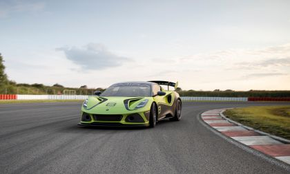 2022 Lotus Emira GT4 3