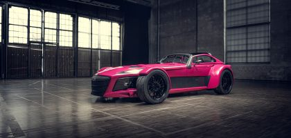 2022 Donkervoort D8 GTO Individual Series 1