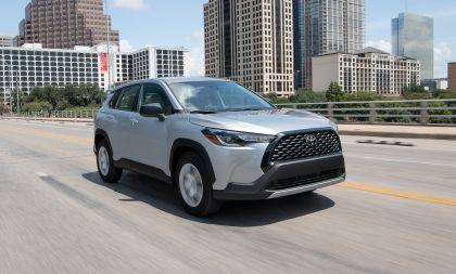 2022 Toyota Corolla Cross L - USA version 8