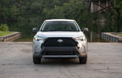 2022 Toyota Corolla Cross L - USA version 10