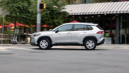 2022 Toyota Corolla Cross L - USA version 11