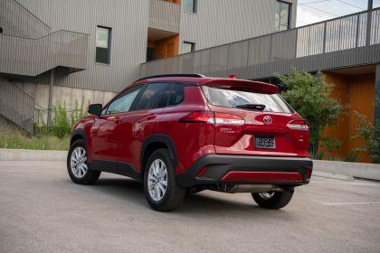 2022 Toyota Corolla Cross LE - USA version 3