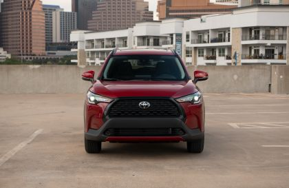 2022 Toyota Corolla Cross LE - USA version 11