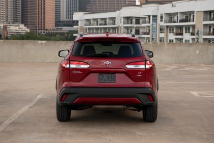 2022 Toyota Corolla Cross LE - USA version 14