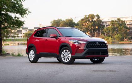 2022 Toyota Corolla Cross LE - USA version 15