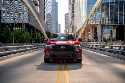 2022 Toyota Corolla Cross LE - USA version 17