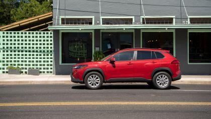 2022 Toyota Corolla Cross LE - USA version 19