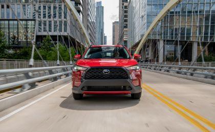 2022 Toyota Corolla Cross LE - USA version 21