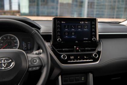 2022 Toyota Corolla Cross LE - USA version 48