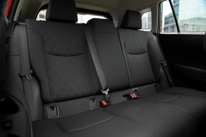 2022 Toyota Corolla Cross LE - USA version 61