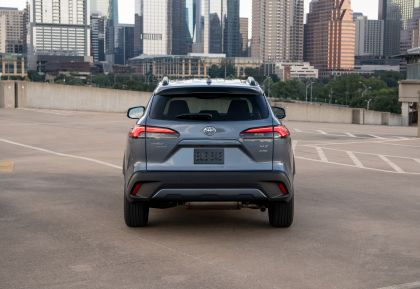 2022 Toyota Corolla Cross XLE - USA version 4