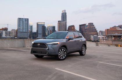 2022 Toyota Corolla Cross XLE - USA version 6
