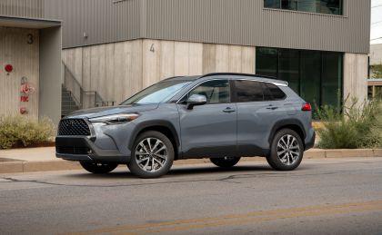 2022 Toyota Corolla Cross XLE - USA version 7