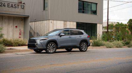 2022 Toyota Corolla Cross XLE - USA version 8
