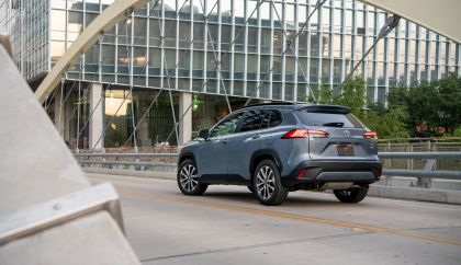 2022 Toyota Corolla Cross XLE - USA version 21