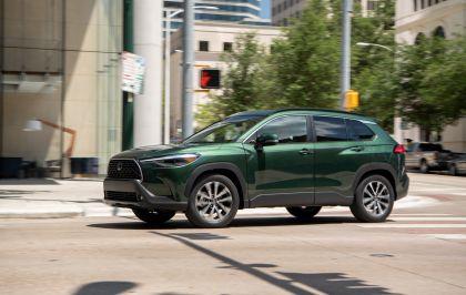 2022 Toyota Corolla Cross XLE - USA version 40