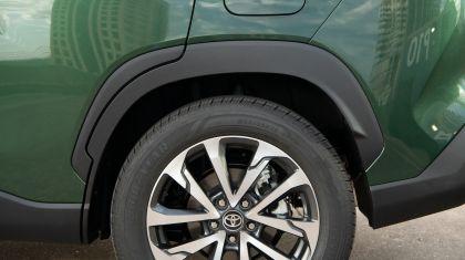 2022 Toyota Corolla Cross XLE - USA version 45
