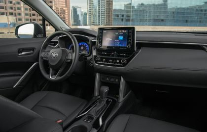 2022 Toyota Corolla Cross XLE - USA version 47
