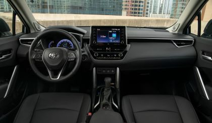 2022 Toyota Corolla Cross XLE - USA version 48